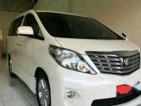Jual murah Toyota Alphard 2.4 2010