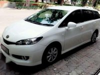 Jual Toyota All New Wish G  2011