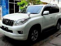 Jual Toyota Land Cruiser Prado 2.7 Automatic Tahun 2010