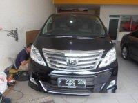 Jual Toyota Alphard G 2013