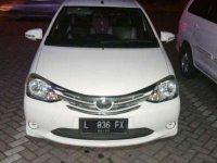 Jual Toyota Etios 2014 siap pakai
