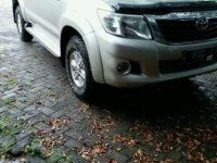 Jual mobil Toyota Hilux G 2012