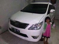 Jual mobil Toyota Innova G Luxury 2011
