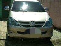 Jual Toyota Kijang Innova tahun 2007 siap pakai