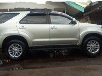 Jual mobil Toyota Fortuner G Luxury 2013