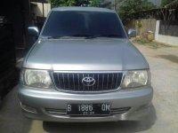Jual Toyota Kijang SGX 2002