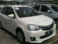 Jual mobil Toyota Etios Valco G MT Tahun 2015 Manual