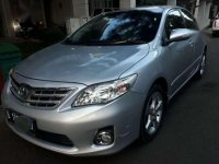 Jual mobil Toyota Corolla Altis E 2013 Sedan