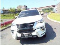 Jual Toyota Fortuner VRZ 2016 SUV Bagus