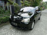 Jual mobil Toyota Etios Valvo E 2013