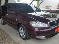 Jual mobil Toyota Altis 2001