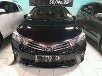 Jual mobil Toyota Corolla Altis G 2014 Sedan