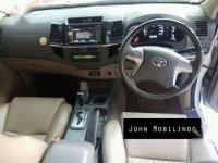 Jual Toyota Fortuner G Disel  Tahun 2013 Bagus