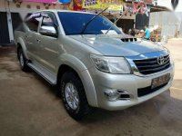 Jual Toyota Hilux G 2012