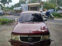 Jual mobil Toyota Kijang LGX 2003 Orisinil
