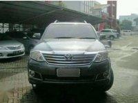 Jual mobil Toyota Fortuner 2.4 2014