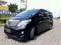 Jual mobil Toyota Alphard G 2011