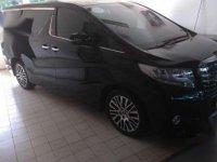 Jual mobil Toyota Alphard G 2016