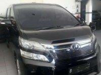 Jual Toyota Vellfire X 2014