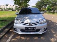 Jual Toyota Etios Valco G M/T 2013