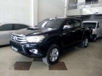 Jual Toyota Hilux 2.5 G VNT  2015