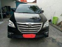 Dijual Mobil Toyota Kijang Innova V Luxury 2014