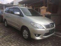 Jual Toyota Kijang Innova 2.0 G Tahun 2011