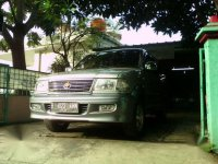 Jual Toyota Kijang Krista 2.0 2002