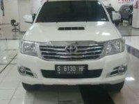 2014 Toyota Hilux G MT 4x4 dijual