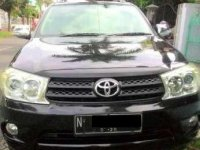 Jual Toyota Toyota Fortuner G 2010 Istimewa