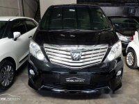 Toyota Alphard 2010 dijual