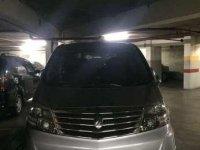 2007 Toyota Alphard dijual