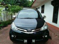 2013 Toyota Avanza type G dijual