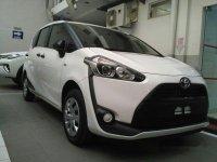 Toyota Sienta E Manual 2018