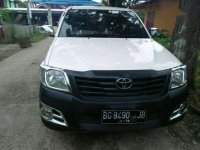2012 Toyota Hilux Pick Up Dijual