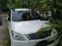 2012 Toyota Kijang Innova V Luxury Dijual