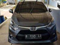 2018 Toyota Agya 1.2 TRD Sportivo  dijual