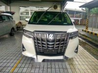 Toyota Alphard G AT Lux 2018