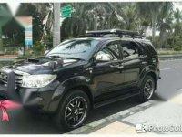 2009 Toyota Fortuner G Luxury dijual