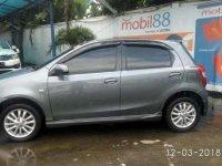 2013 Toyota Etios Dijual