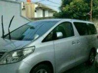 Toyota Alphard 2.5 G Tahun 2010 Mulus, Terawat