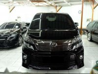 2012 Toyota Vellfire Z Dijual
