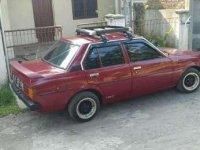 Jual Toyota Corolla tahun 1981 warna merah