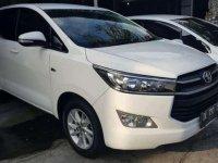Jual Toyota Innova Reborn G Matic 2016 Putih Asli Bali Istimewa