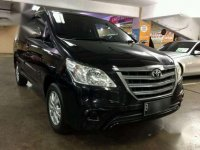 2014 Toyota Kijang Innova 2.0 E dijual