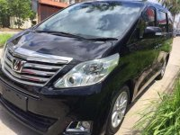 2013 Toyota Alphard 2.4 G Dijual