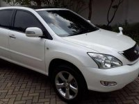 Toyota Harrier G Premium 2012 Automatic