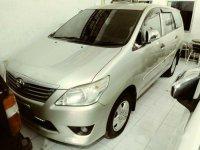 Toyota Kijang Innova 2.0 E M/T 2012