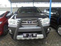 Toyota Fortuner V 2010 Dijual