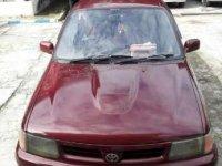 1996 Toyota Starlet Turbo Look Dijual